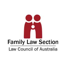 We're members of the Family Law Section of the Law Council of Australia